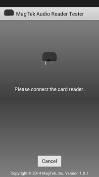 MagTek Audio Reader Tester poster