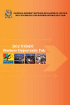 NMSDC 2012 poster
