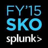 Splunk FY15 SKO icon