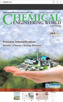 Chemical Engineering World apk screenshot