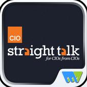CIO Straight Talk icon