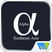 Alpha Southeast Asia icon