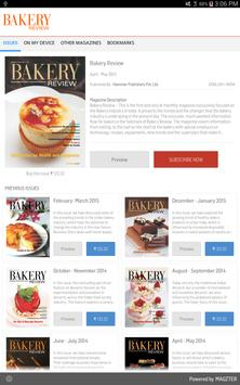 Bakery Review poster