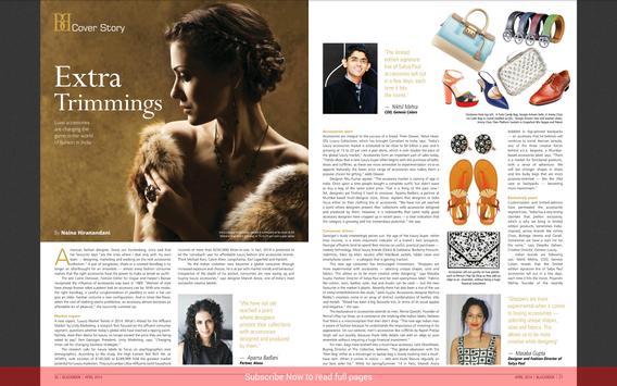 BlackBook India Luxury Insider apk screenshot