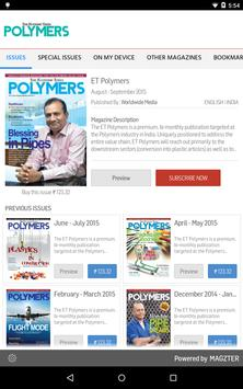 ET Polymers poster