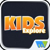 KIDS Explore icon