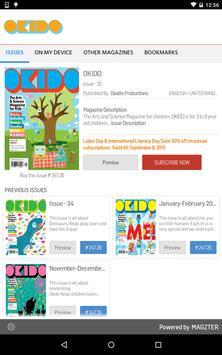 OKIDO poster