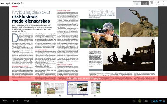 Landbouweekblad apk screenshot