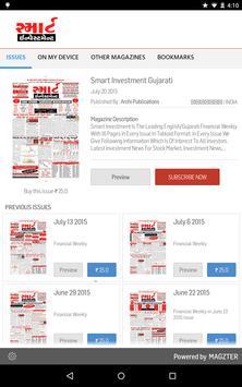 Smart Investment Gujarati poster