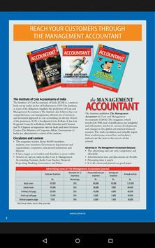 The Management Accountant apk screenshot