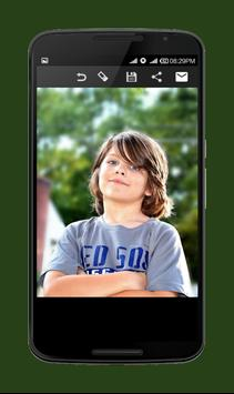 Blur Image - DSLR focus effect poster