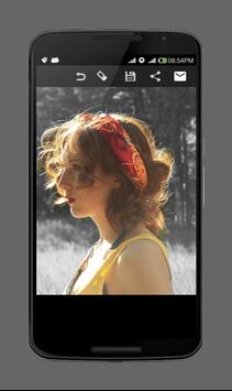 Blur Image - DSLR focus effect apk screenshot