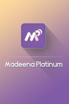 MadeenaPlatinum UAE poster