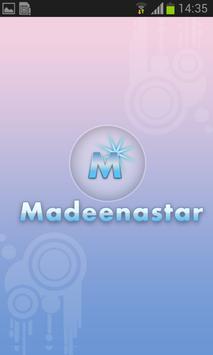 MadeenaStar poster