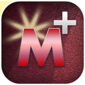 MadeenaStar + icon