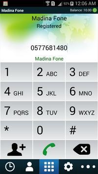 Madina Fone apk screenshot