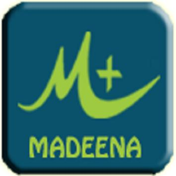 Madeena52 poster