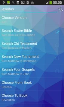 Holy Bible (KJV) apk screenshot