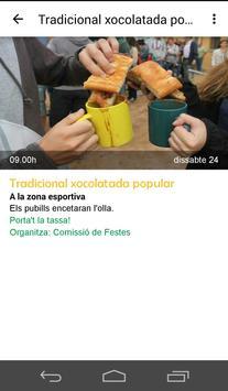 Festa Major Calldetenes 2016 poster