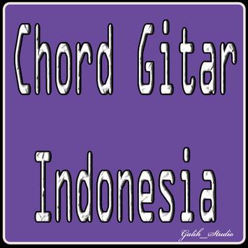 Chord Gitar Indonesia poster