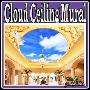 Cloud Ceiling Mural apk screenshot