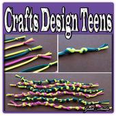 Crafts Design Teens icon