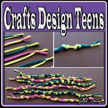 Crafts Design Teens poster