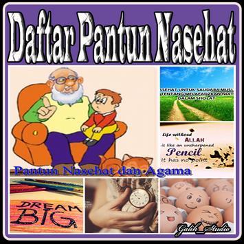 Daftar Pantun Nasehat poster