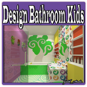 Design Bathroom Kids icon