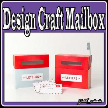 Design Craft Mailbox poster