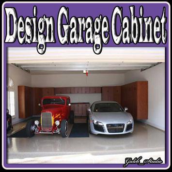 Design Garage Cabinet poster