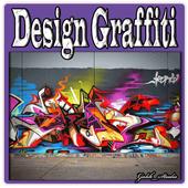 Design Graffiti icon