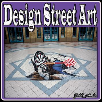 Design Street Art poster