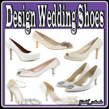 Design Wedding Shoes poster