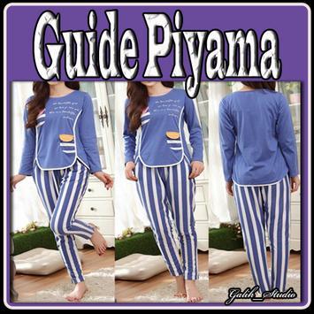 Guide Piyama poster