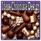Ideas Chocolate Design icon