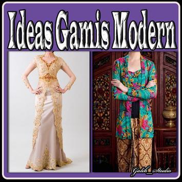 Ideas Kebaya Modern poster