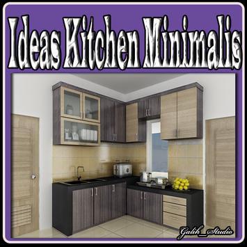 Ideas Kitchen Minimalis poster