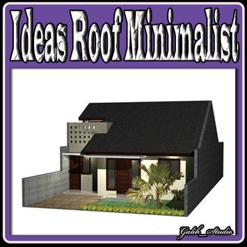 Ideas Roof Minimalist poster