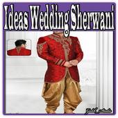 Ideas Wedding Sherwani icon