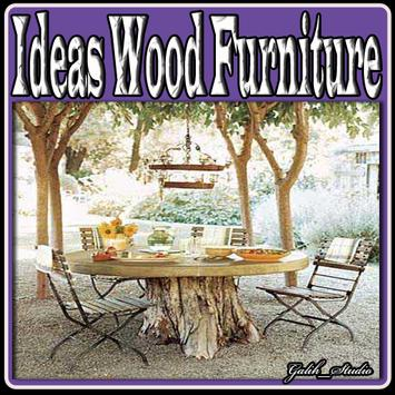 Ideas Wood Furniture poster