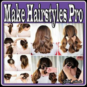 Make Hairstyles Pro poster