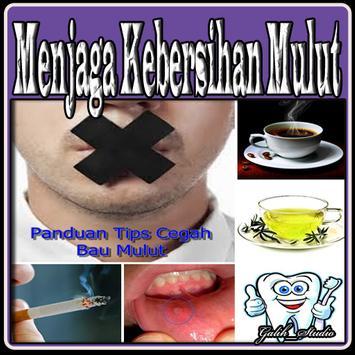 Menjaga Kebersihan Mulut poster
