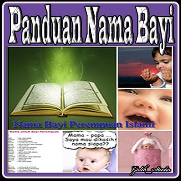 Panduan Nama Bayi poster