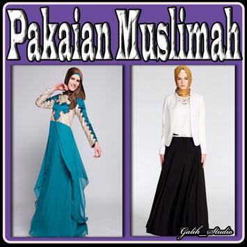 Pakaian Muslimah poster