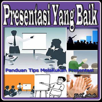Presentasi Yang Baik poster
