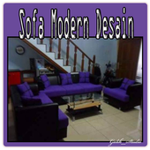 Sofa Modern Design icon