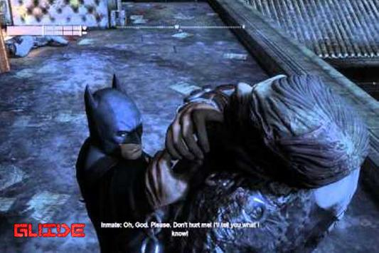 Guide Batman Arkham City apk screenshot