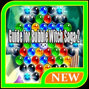 Guide for Bubble Witch Saga 2 apk screenshot