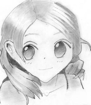 How to Draw Anime Girls apk screenshot